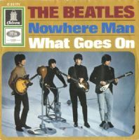 Beatles,The - Germany - Nowhere Man/What Goes On (0 23 171)